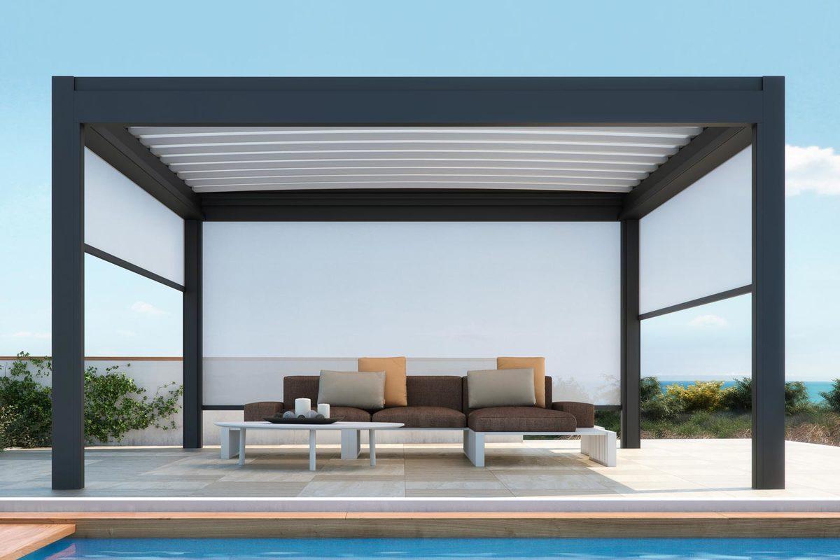 NOMO Faltdach - Design Pergola - Pratic - Online Shop